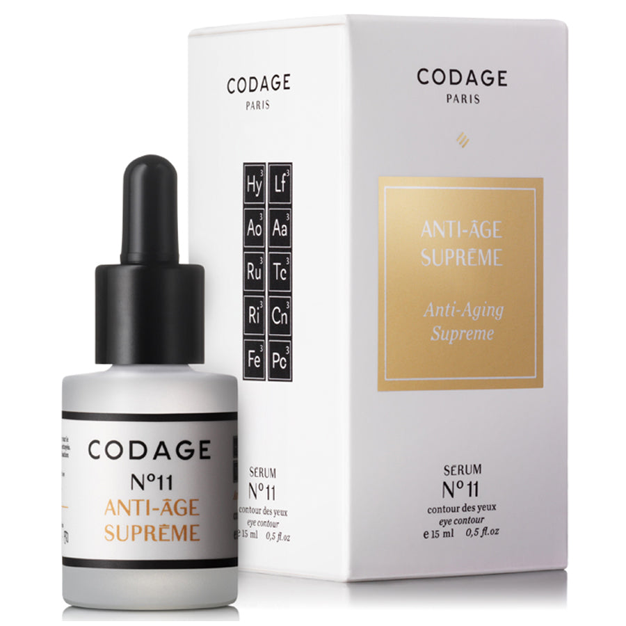 Codage Serum No. 11 Eyes Anti Aging Supreme