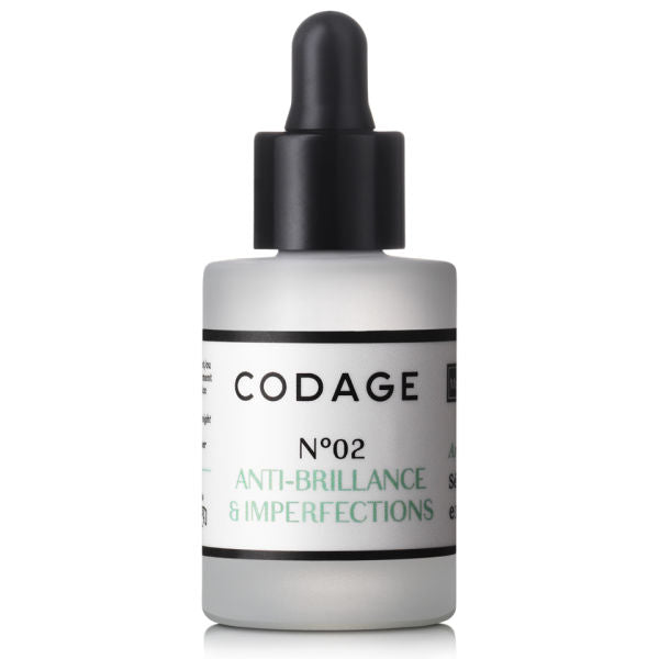 Codage Serum No.2 Mattifying & Repairing 30ml