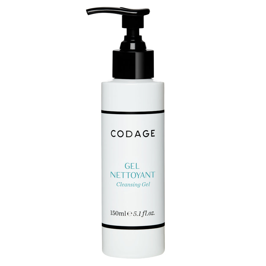 Codage cleansing gel