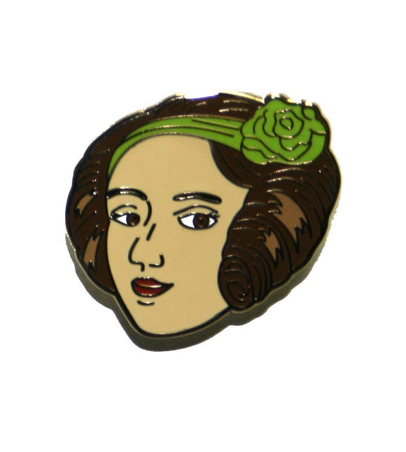 Ada Lovelace pin