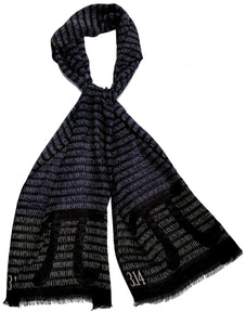 Pi Day Scarf