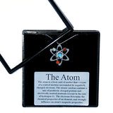 Atom (Science Symbol necklace)