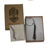 Spine (Courage) Key chain