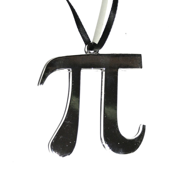 Pi ornament
