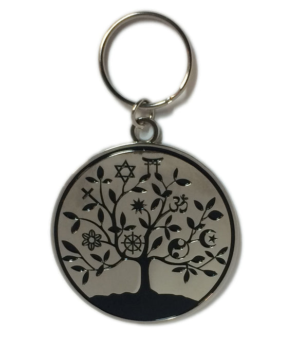 Universal Tree of Life  Key chain