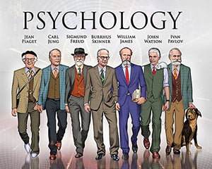 Large Men In Psychology Poster