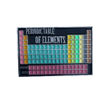 Periodic Table of Elements Science Lapel Pin
