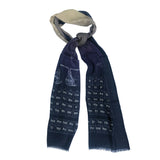 Periodic table of elements scarf, chemistry scarf
