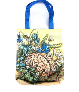 Beautiful Brain Tote bag (Brain tote bag)