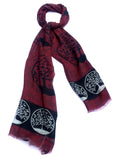 Universal Tree of Life Scarf