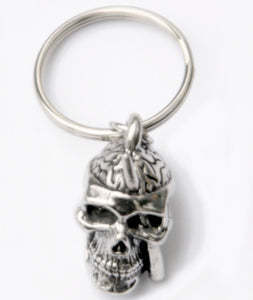 Phineas Gage key chain
