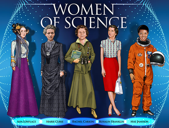 Women of Science Poster