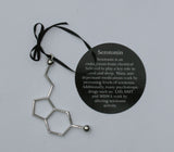 Serotonin Ornament