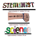 Steminist/ Science Sticker pack