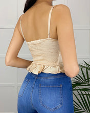 Load image into Gallery viewer, Bambi Cropped Blouse
