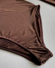 Load image into Gallery viewer, Maribel Bodysuit (Mocha)