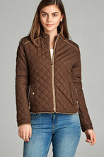 Load image into Gallery viewer, Karen Quilted Jacket