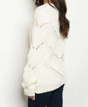 Load image into Gallery viewer, Beverly Vanilla Sweater