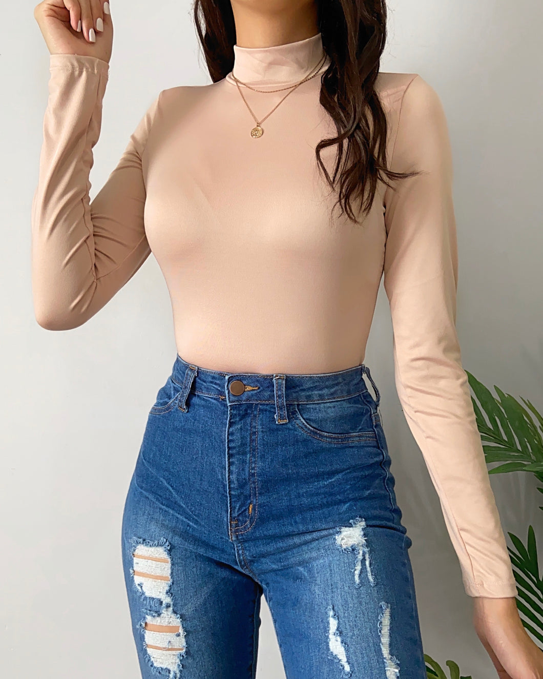 Back to the Basics Bodysuit