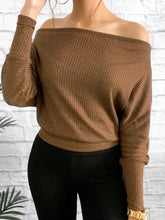 Load image into Gallery viewer, Renee Knit Sweater
