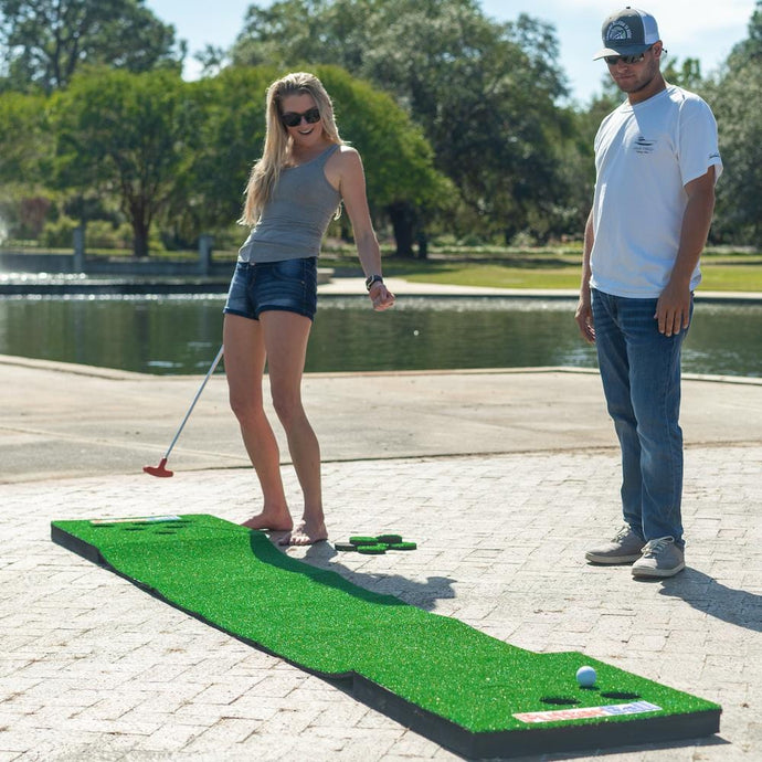 Golf beer pong - Ultimate Party & Backyard Game