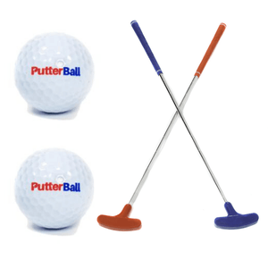 Family Pack Add On - 2 Putters + 2 Balls