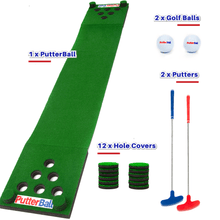 PutterBall - Backyard Mini Golf Game