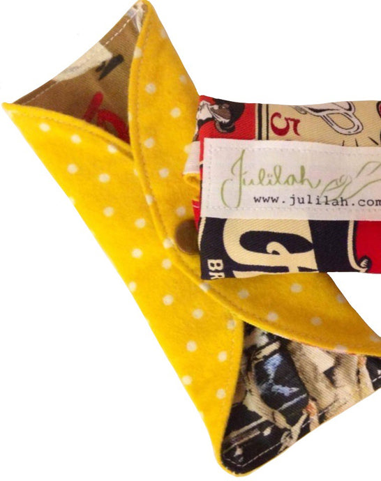 LadyLilah Cloth Menstrual Liner - Julilah.