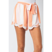 Load image into Gallery viewer, Peach Petal Shorts