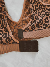 Load image into Gallery viewer, Chelsea Cheetah Print Bra