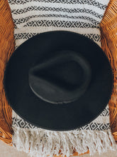 Load image into Gallery viewer, Berry Classic Rancher Hat Black Olive & Pique