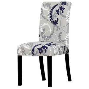 Oiko Store  10 / Universal Size Universal size Stretch Chair Cover Big Elastic Seat Chair Covers Painting Slipcovers Restaurant Banquet Home Party Decoration