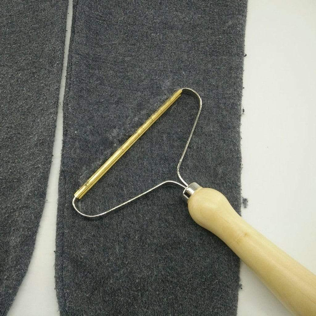 Swiftswan Depilatory clothes fluff razor bristle tool unpowered fluff removal roller for sweater woven coat