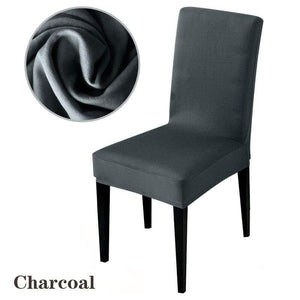 Oiko Store  20 / Universal Size Universal size Stretch Chair Cover Big Elastic Seat Chair Covers Painting Slipcovers Restaurant Banquet Home Party Decoration