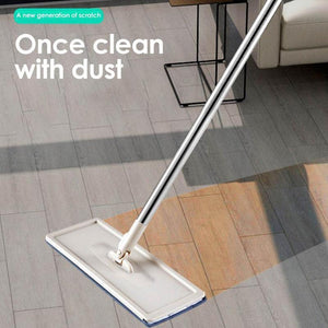 Oiko Store  360 Degree Spray Magic Automatic Spin Mop Self Washing Fiber Cleaning Cloth Home Kitchen Sweep the Floor Lazy Wash Dry Mop Tools