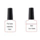 Oiko Store  8ml UV Gel Nail Polish Top coat 2pcs Base and Top coat Varnishes Nail Gel primer Long Lasting Soak off  UV Gel Nail Art Manicure
