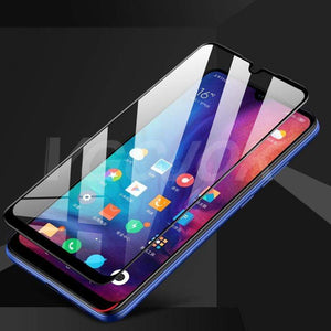 Oiko Store  9H hardness Tempered Glass For Xiaomi Redmi 7 7A 8 8A K20 S2 GO Screen Protector For Redmi Note 7 8 Pro 8T Protective Glass Film