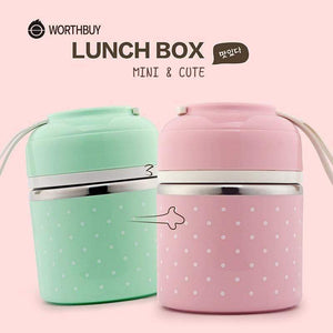 Oiko Store  FOODYBOX - LIMITED EDITION LUNCH BOX
