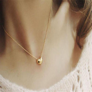 Oiko Store necklace Default Title FREE Romantic Heart Shape Body Pendant Necklace
