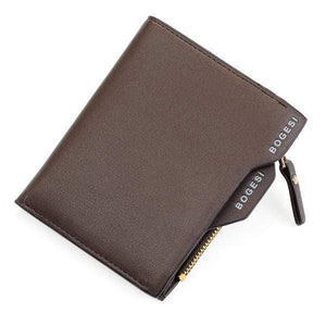 Oiko Store Small size Brown 836 Men Wallet Bogesi 836