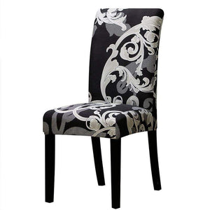 Oiko Store  Universal size Stretch Chair Cover Big Elastic Seat Chair Covers Painting Slipcovers Restaurant Banquet Home Party Decoration