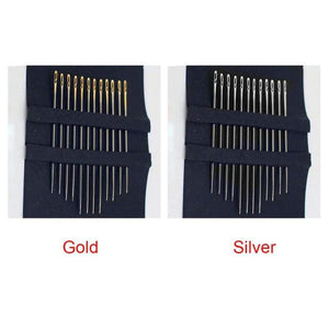 Oiko Store  Vip link for 12 pcs / lot blind Needles gold tail