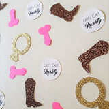 Personalized Nashville Bachelorette Party Penis Confetti