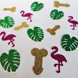 Tropical Bachelorette Party Penis Confetti
