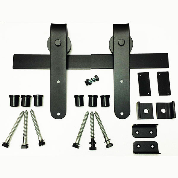 Barn Door Flat Track Hardware - RH005