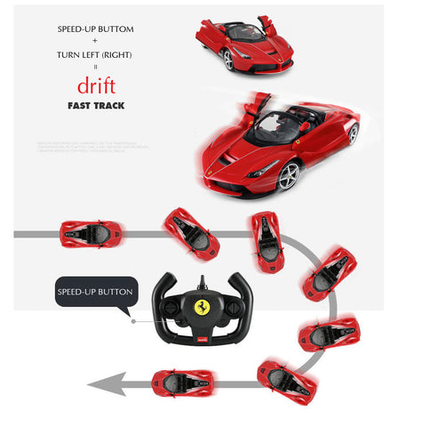 RC City Laferrari Toy for Kids