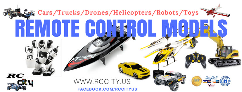 Best Remote Control Toys - RC City US