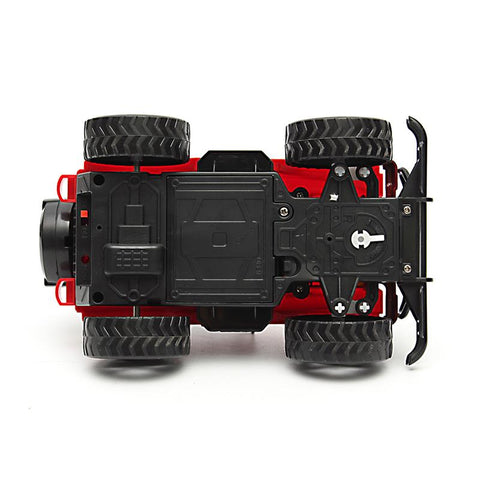 Jeep Under RC Toy