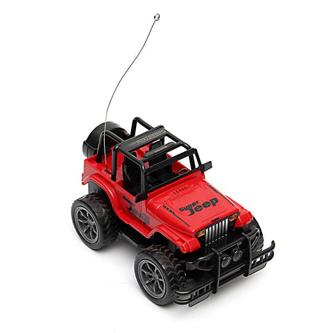 Jeep RC Red