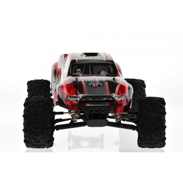 1/8 Scale Electric 4WD 2.4G RC Off Road Brushless Monster Truck